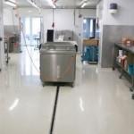 Ateliervloer en afwatering bepalend voor voedselveiligheid